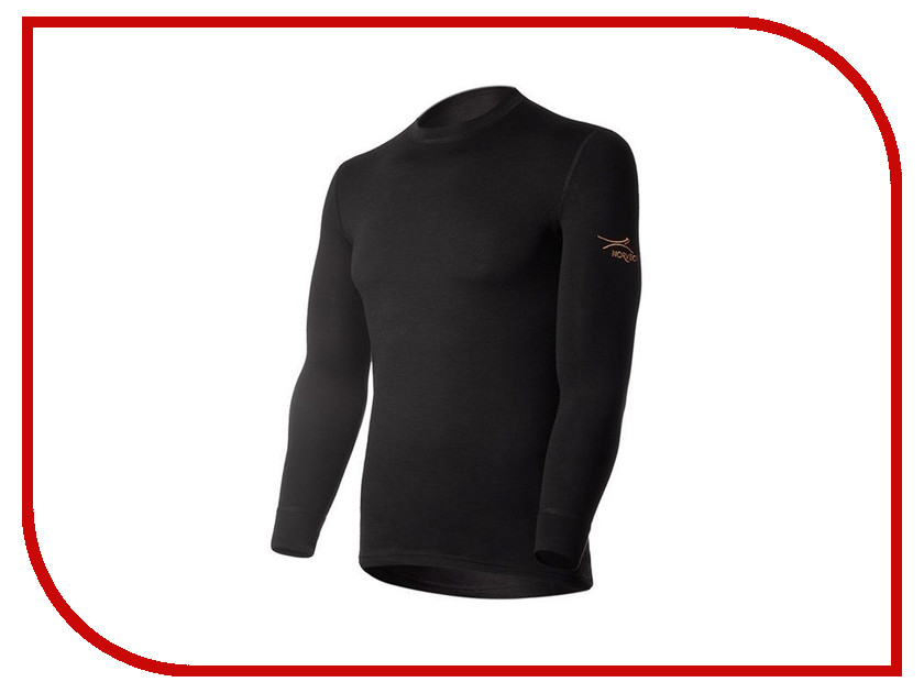Рубашка Norveg Classic Размер S 220 3U1RL-S Black мужская<br>