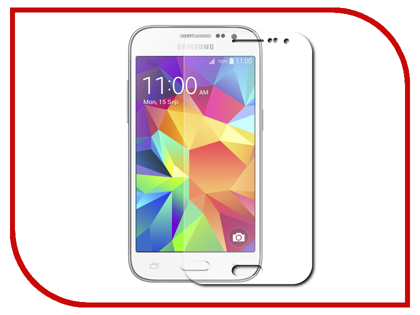 Аксессуар Защитное стекло Samsung SM-G531H/DS Galaxy Grand Prime VE BoraSCO 0.26mm samsung grand prime ve duos sm g531h 8gb gold