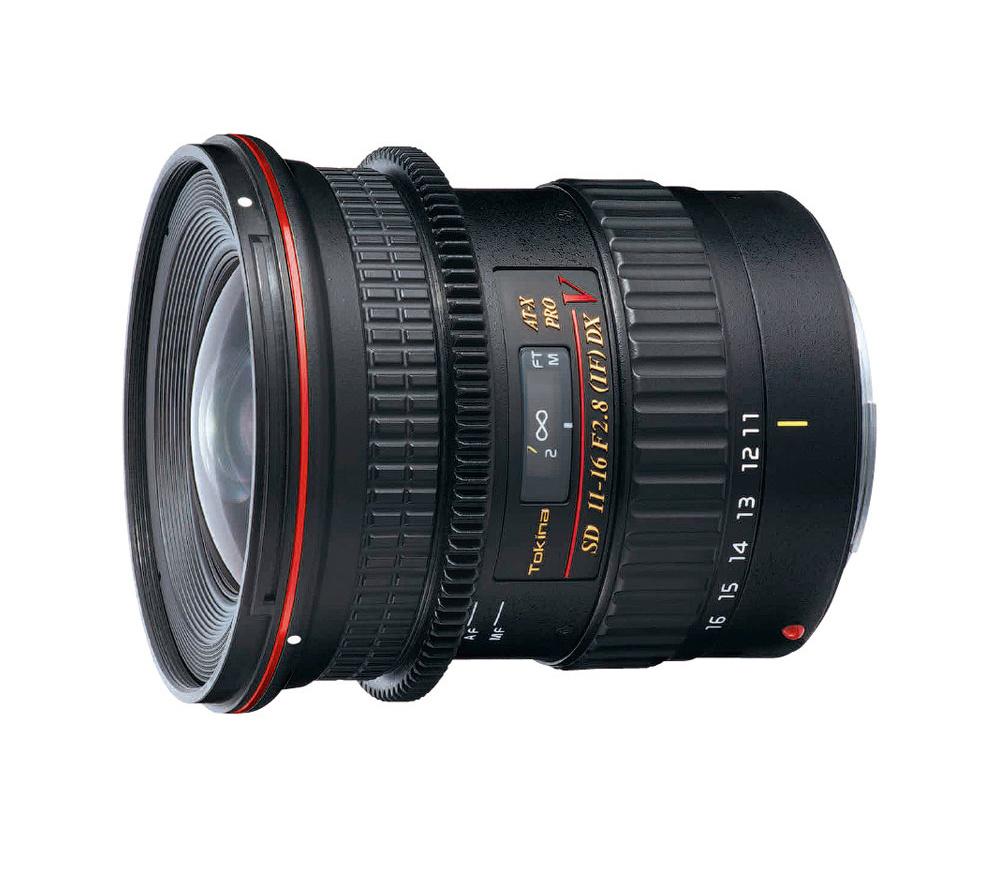 Объектив Tokina Canon 11-16 mm F/2.8 AT-X 116 Pro DX V<br>