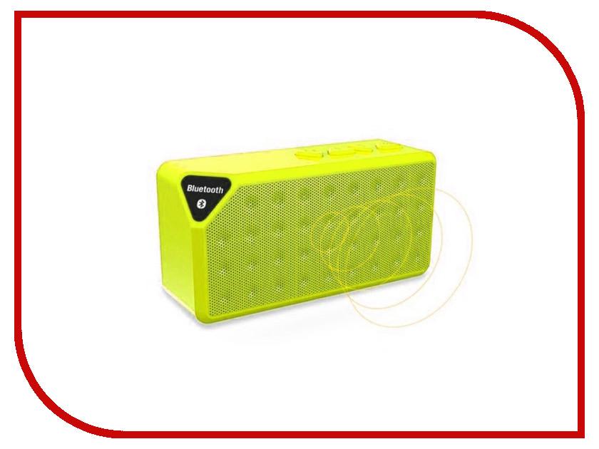 Колонка Activ X3 Yellow 48808