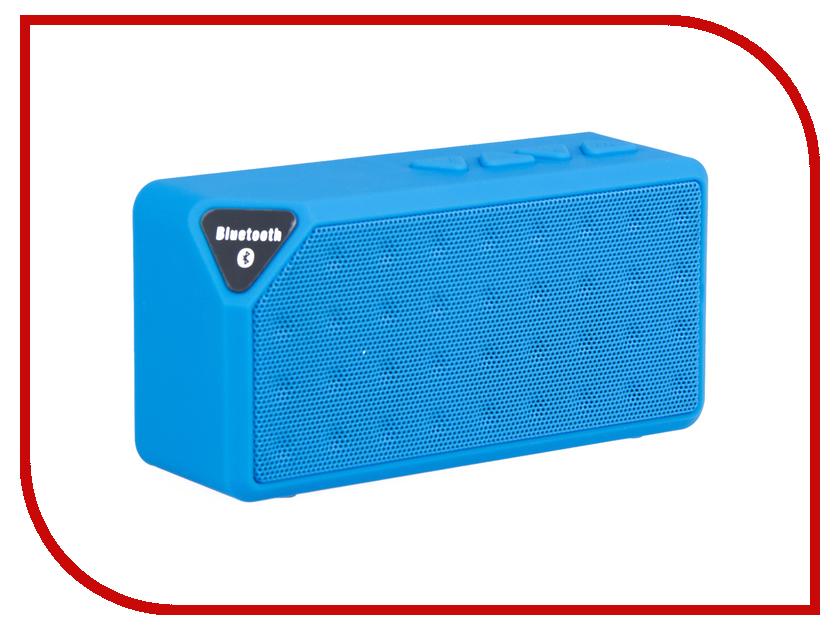 Колонка Activ X3 Blue 48805 колонка mixberry msp001bl light blue