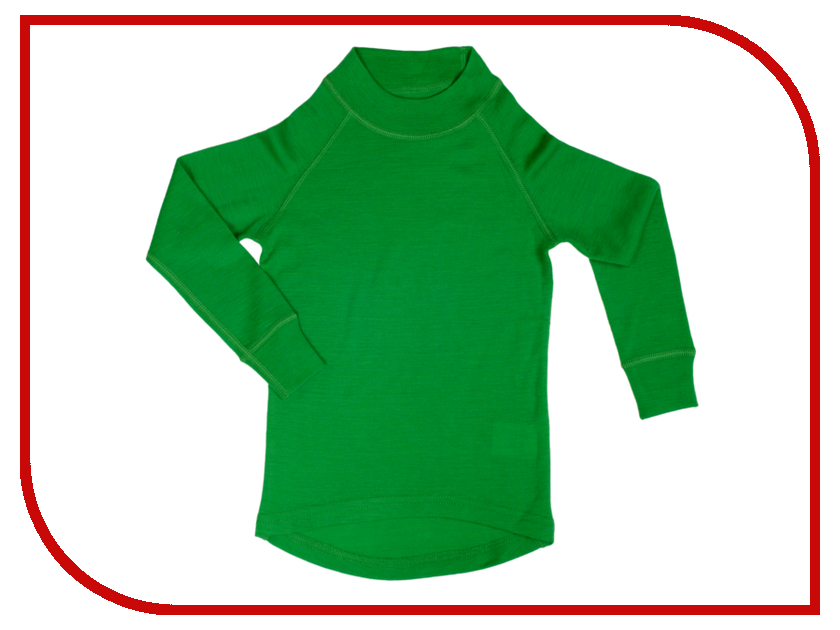 Рубашка Merri Merini 3-4 года Green MM-18S
