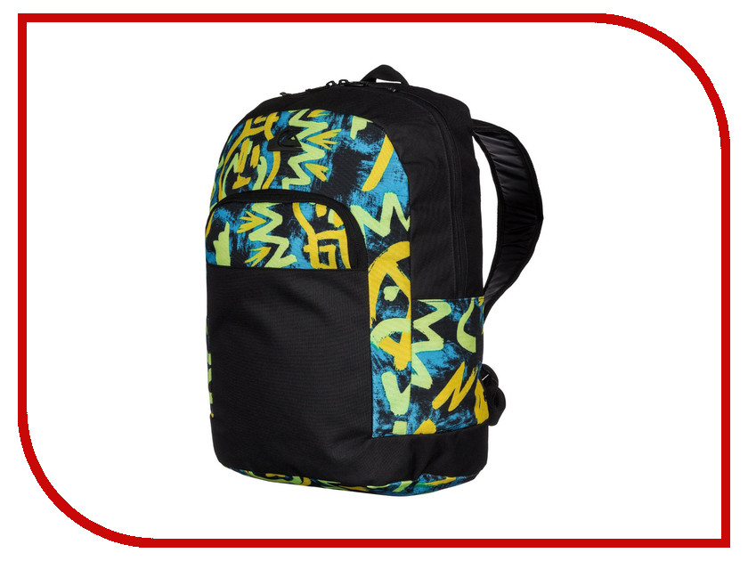 Рюкзак Quiksilver Everyday Dart M BKPK BP Cave Rave Neon Yellow EQYBP03139-YHG7
