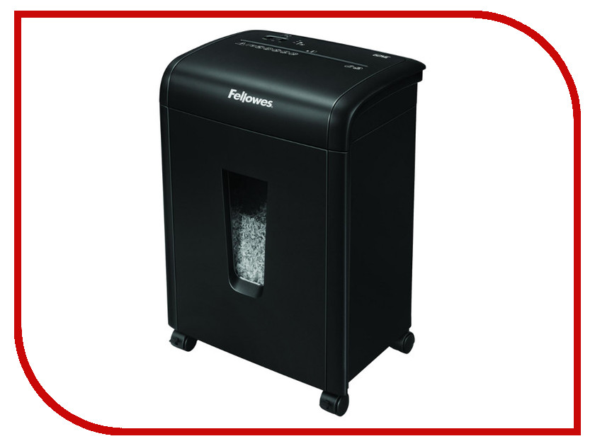 Шредер Fellowes MicroShred 62MC FS-46852