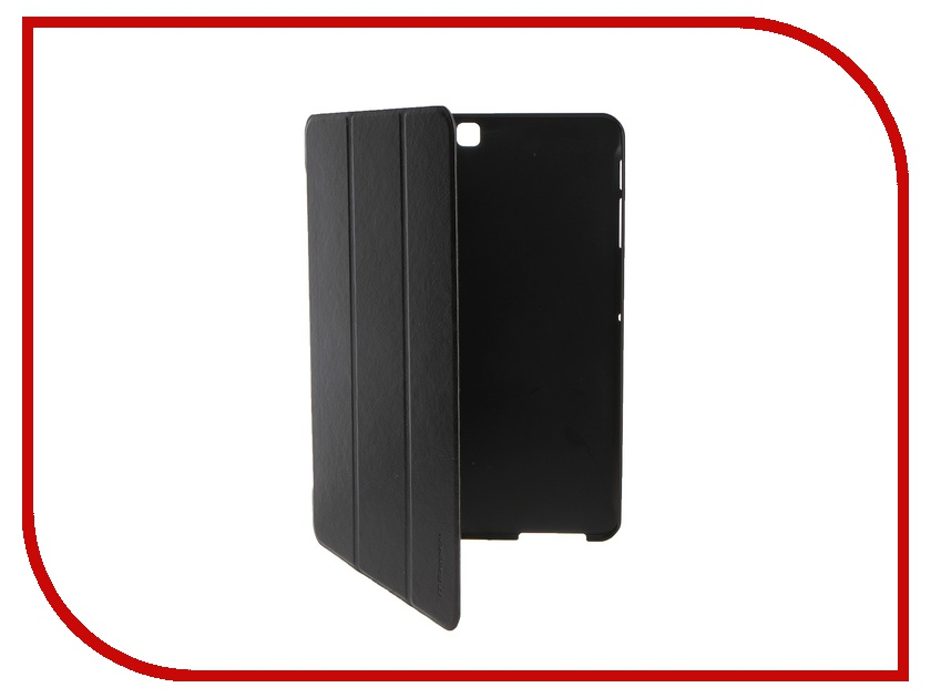 Аксессуар Чехол Samsung Galaxy Tab S2 9.7 IT Baggage Hard Case иск. кожа Black ITSSGTS2976-1<br>