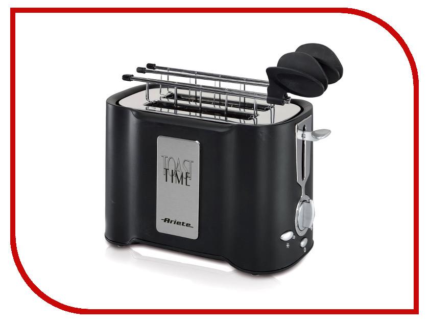 Тостер Ariete 124/1 Toasty Black<br>