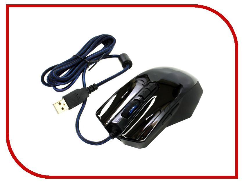 Мышь проводная SmartBuy 705G Black SBM-705G-K USB<br>