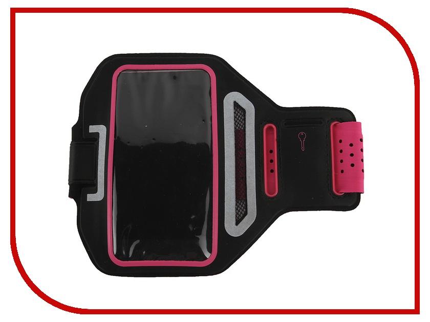 Аксессуар Чехол Activ 3.5-4.7-inch Armband Universal Rose-Red 49197