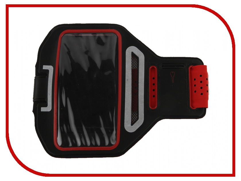 Аксессуар Чехол Activ 3.5-4.7-inch Armband Universal Red 49196<br>