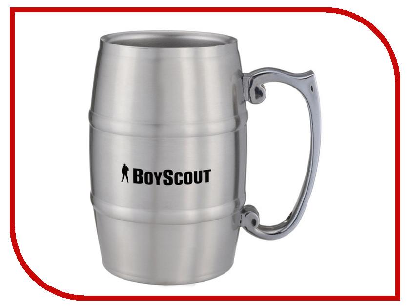 Термокружка Boyscout Бочонок 500ml 61174