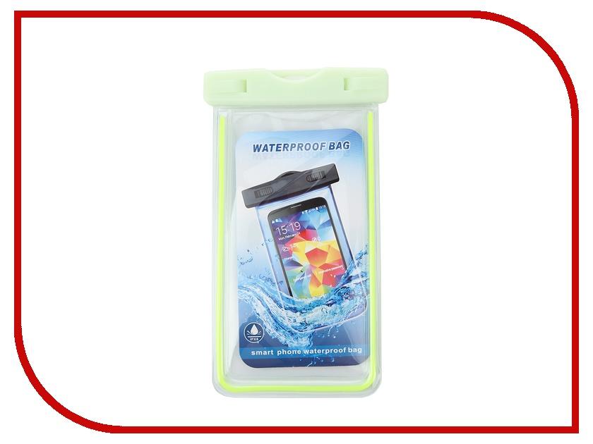 Аквабокс Чехол водонепроницаемый Activ IPX8 M Green 49187