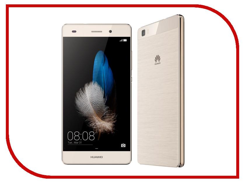 Сотовый телефон Huawei P8 Lite Gold<br>