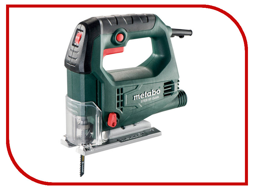 Лобзик Metabo STEB 65 Quick Case 601030500 metabo steb 70 quick