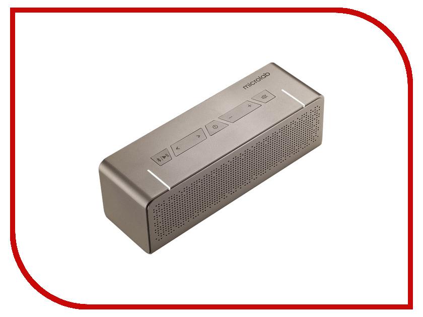 Колонка Microlab T5 20W RMS Bluetooth Gold