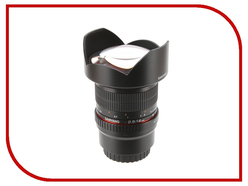Объектив Samyang MF 14 mm f/2.8 MFT<br>