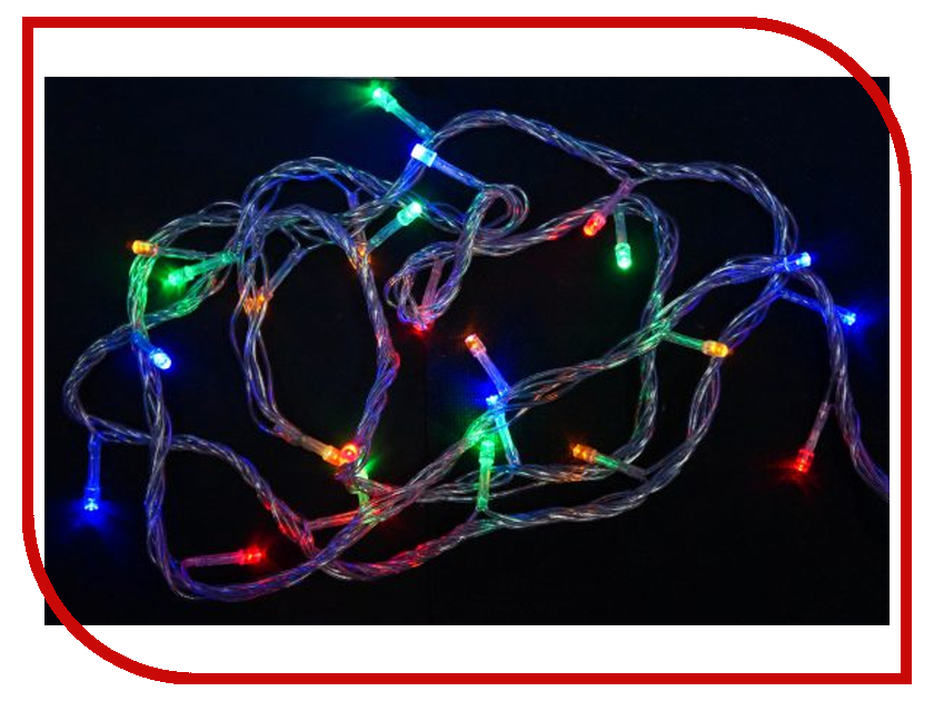 Гирлянда Новогодняя Сказка 100 LED Multicolor 971027