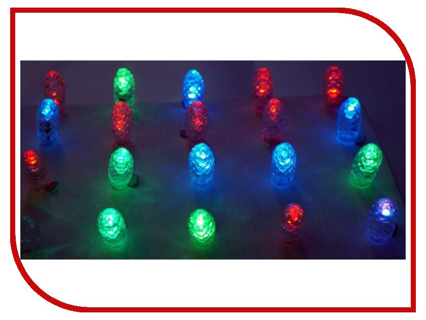 Гирлянда Новогодняя Сказка Шишки 20 LED 971206 Multicolor