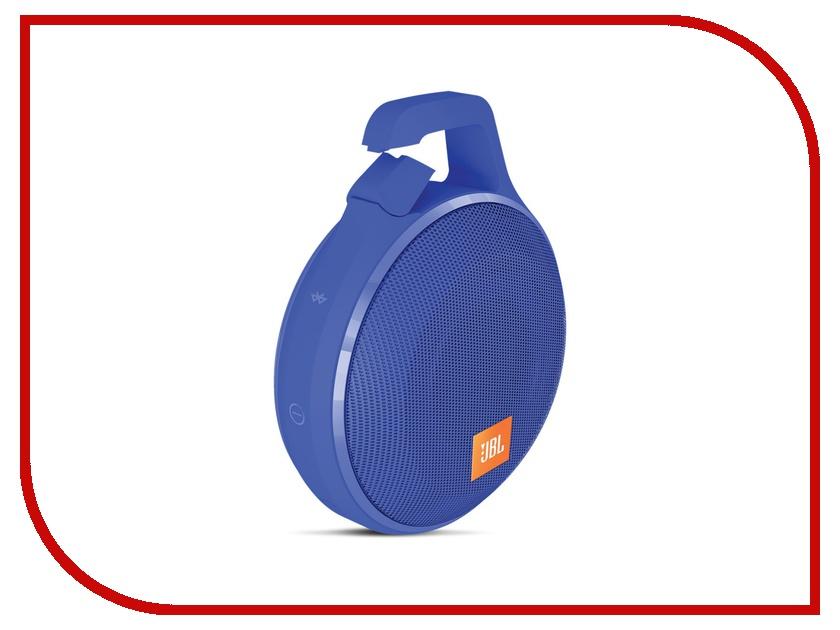 Колонка JBL Clip Plus Blueмини-колонки<br><br>