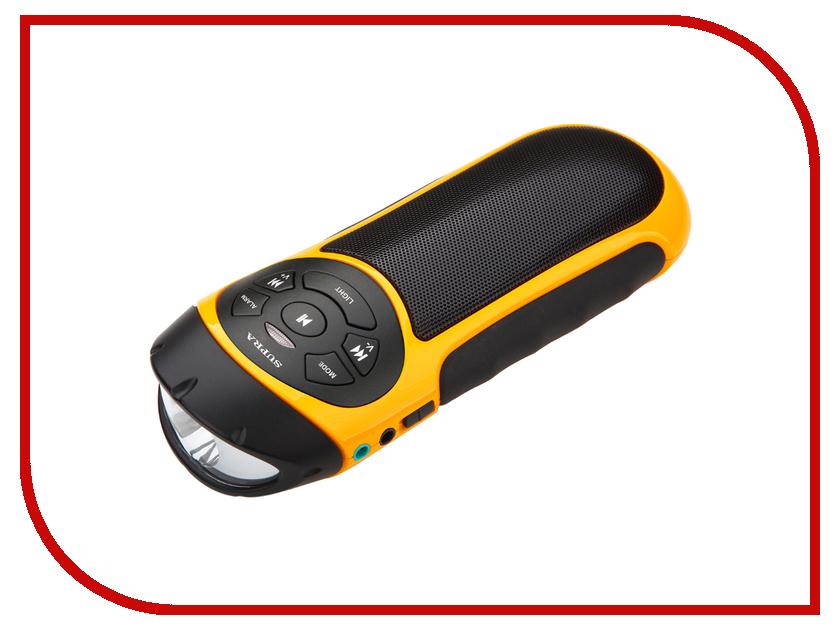 Колонка SUPRA PAS-6277 Yellow