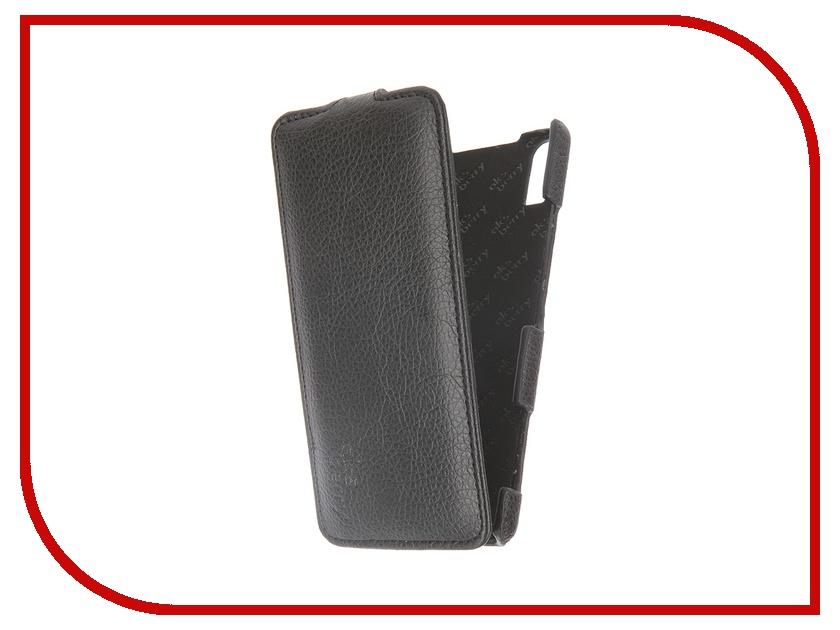 Аксессуар Чехол Lenovo Z90 Vibe Shot Aksberry Black<br>