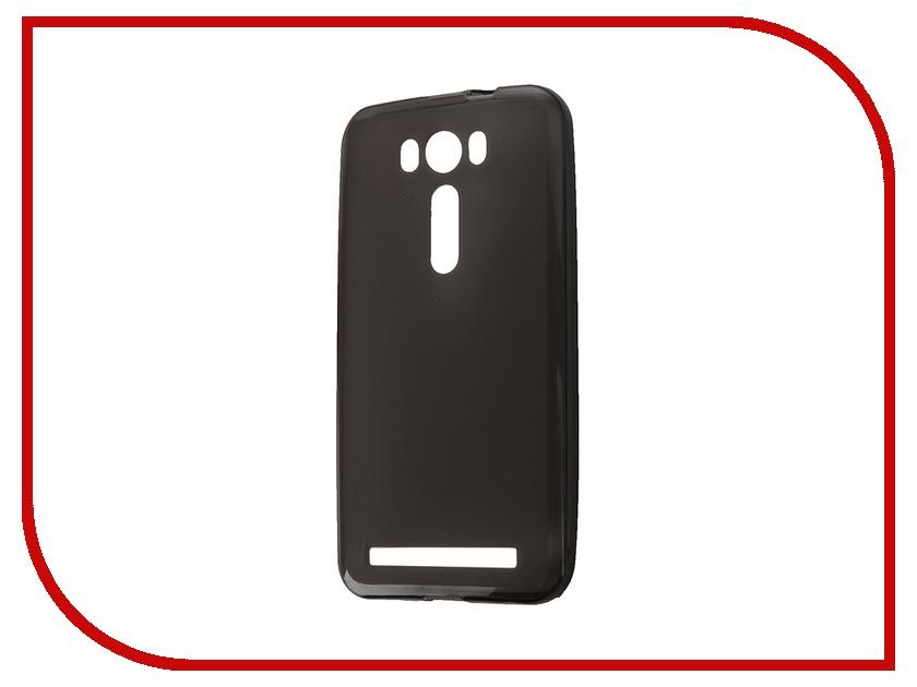 Аксессуар Чехол-накладка ASUS Zenfone Laser 2 ZE500KL SkinBox 4People Silicone Case Brown T-P-AZE500KL-002<br>