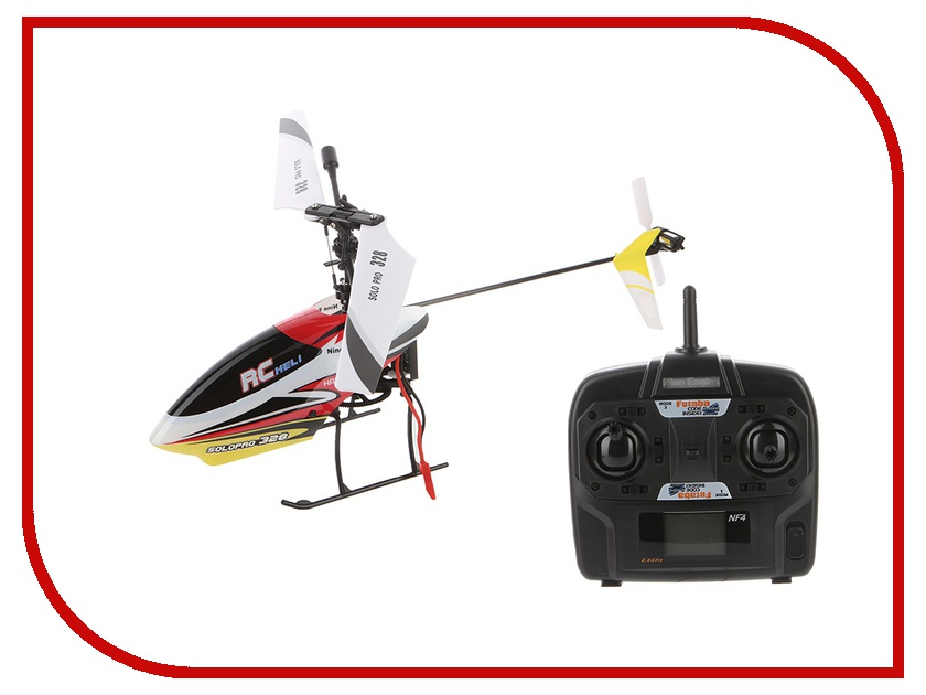 Радиоуправляемая игрушка Nine Eagles Solo 328 RC14334