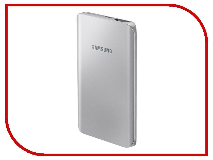 Аккумулятор Samsung microUSB 3000 mAh SAM-EB-PA300USRGRU Silver<br>
