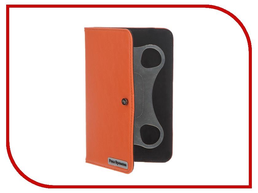 Аксессуар Чехол 7-inch Река Времени Classic Универсальный Orange VRV-CCL07P-or
