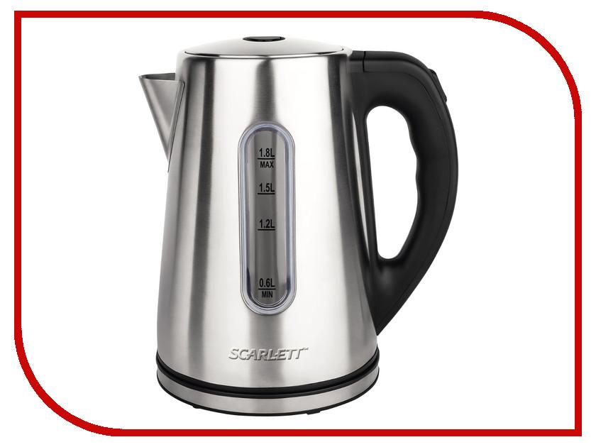 Чайник Scarlett SC-EK21S21 напольный вентилятор scarlett sc 1176