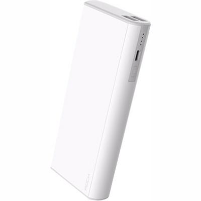 Аккумулятор ROCK Power Bank Cola 10000 mAh RMP0303 White