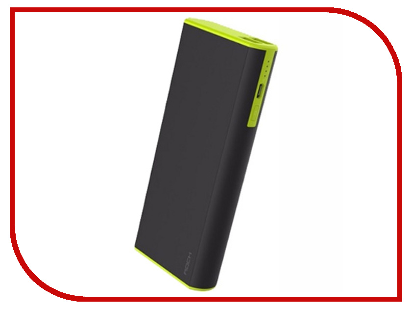 Аккумулятор ROCK Cola Power Bank 10000 mAh RMP0303 Black<br>