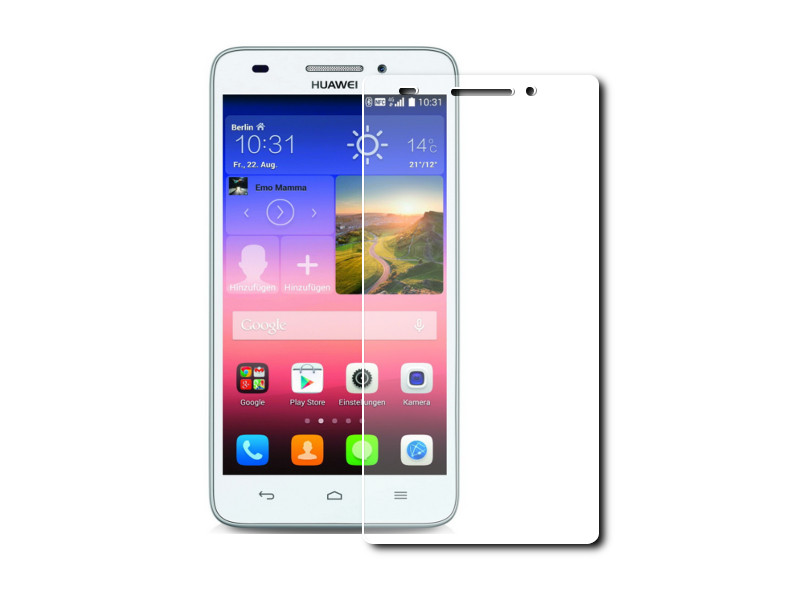 Аксессуар Защитное стекло Huawei G620s Onext 40977<br>