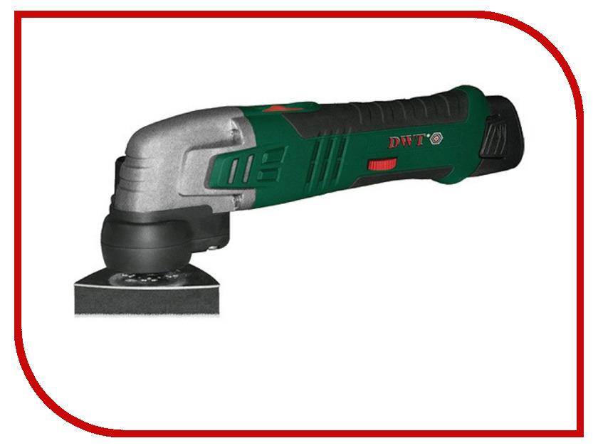 Шлифовальная машина DWT AMS-10.8 Li BMC