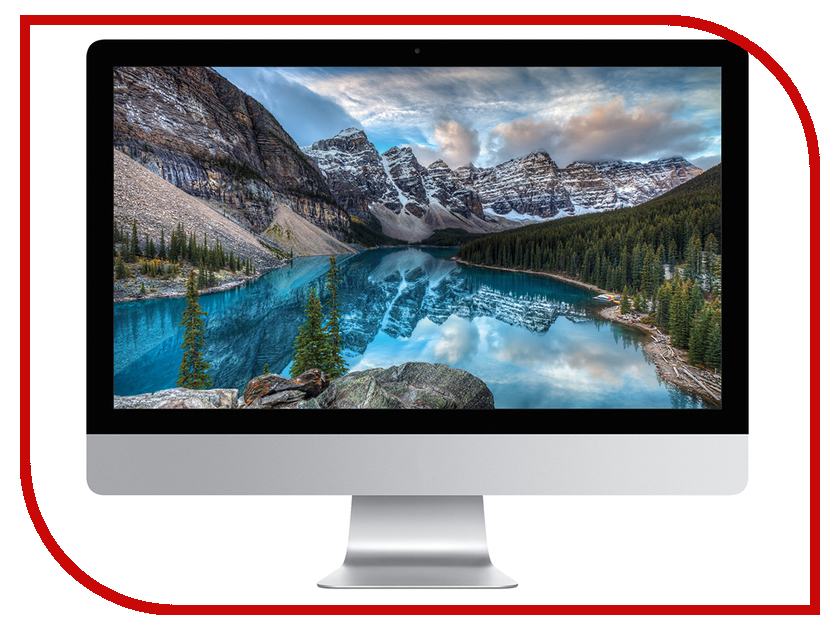 Моноблок APPLE iMac MK142RU/A Intel Core i5 1.6 GHz/8192Mb/1000Gb/Intel HD Graphics 6000/Wi-Fi/Bluetooth/Cam/21.5/1920x1080/Mac OS X<br>