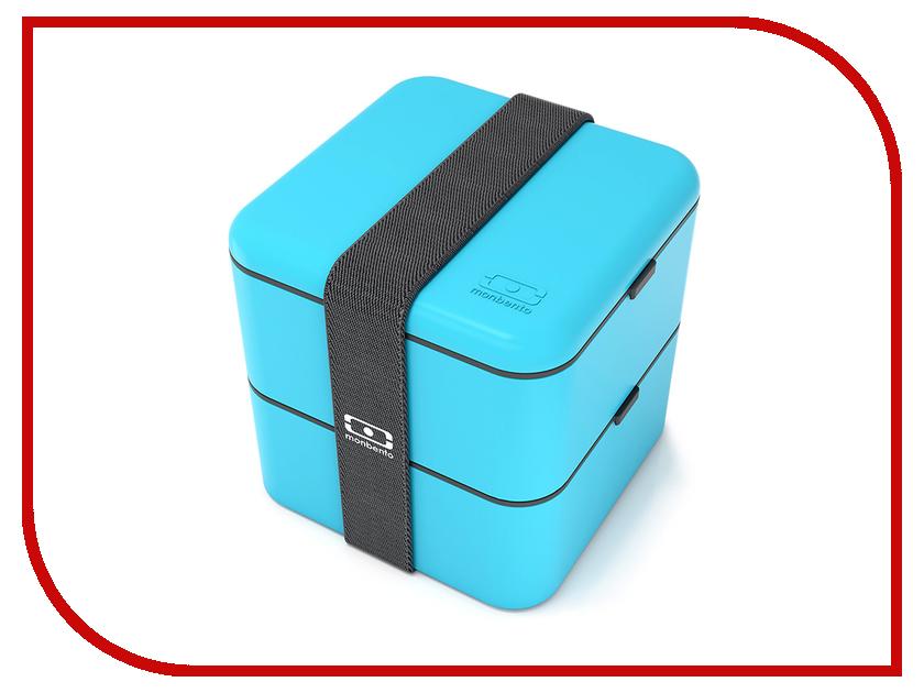 Ланч-бокс Monbento MB Square Blue 1200 03 004<br>