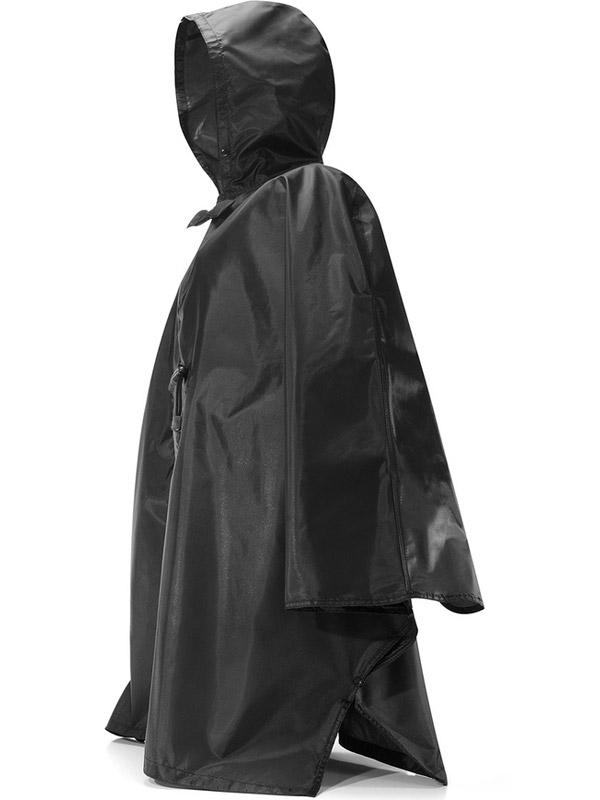 Плащ-дождевик Reisenthel Mini Maxi р.UNI 141x116cm Black AN7003