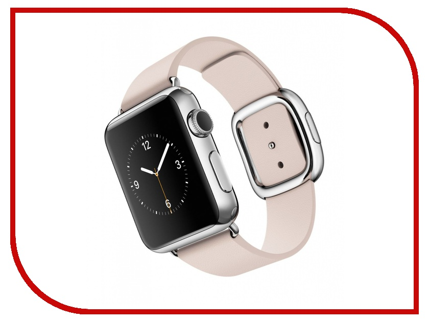 ����� ���� APPLE Watch 38mm with Modern Buckle Small Soft Pink MJ362RU/A