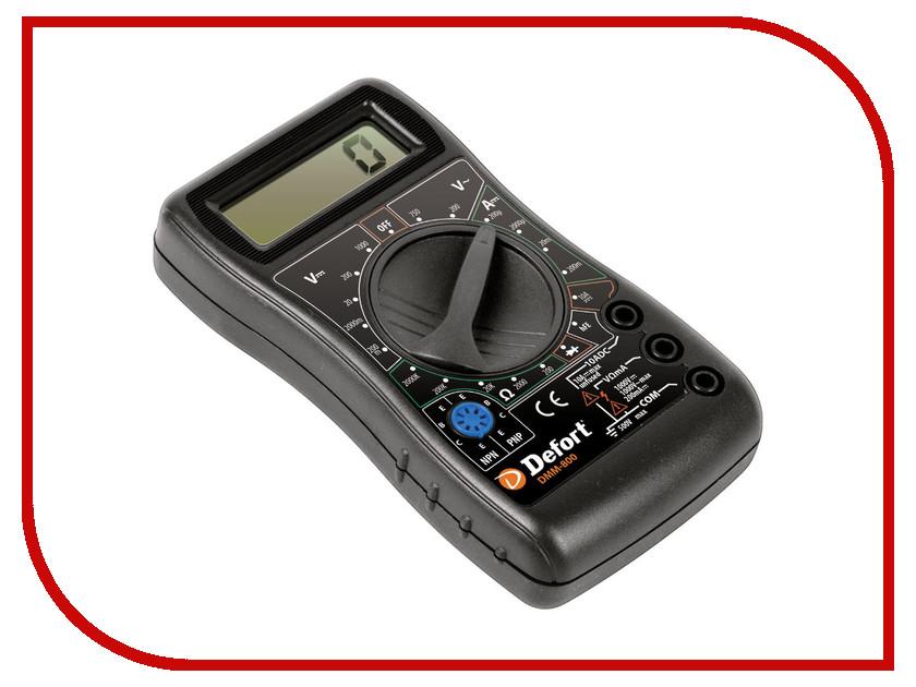 Мультиметр DeFort DMM-800<br>