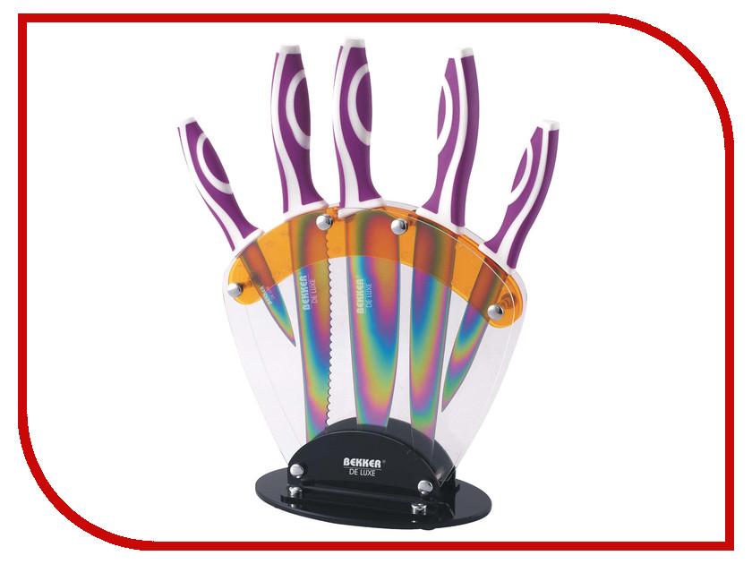 Набор ножей Bekker De Luxe BK-8427<br>