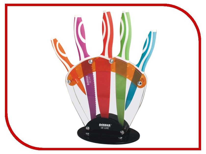 Набор ножей Bekker De Luxe BK-8435<br>