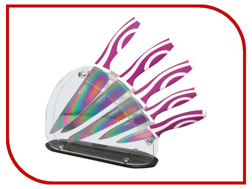 Набор ножей Bekker De Luxe BK-8436
