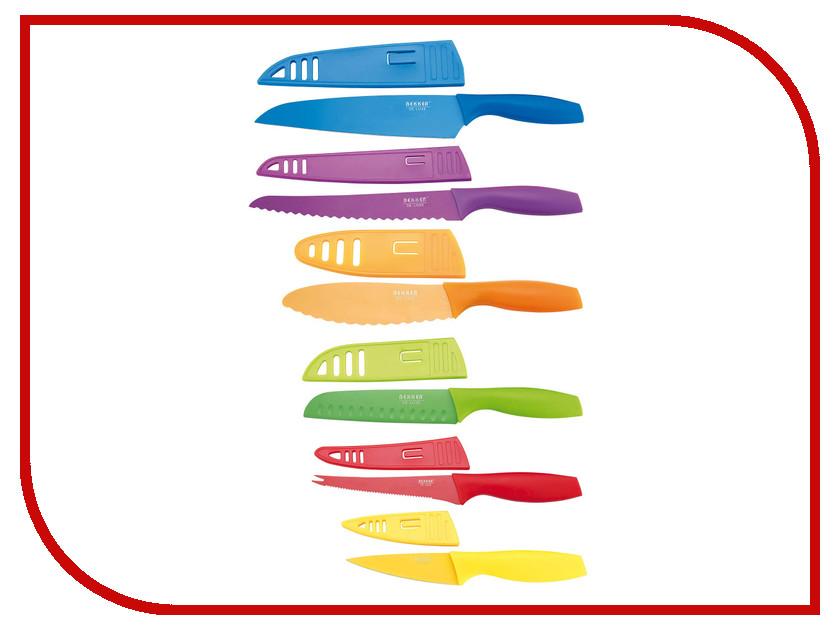 Набор ножей Bekker BK-8443