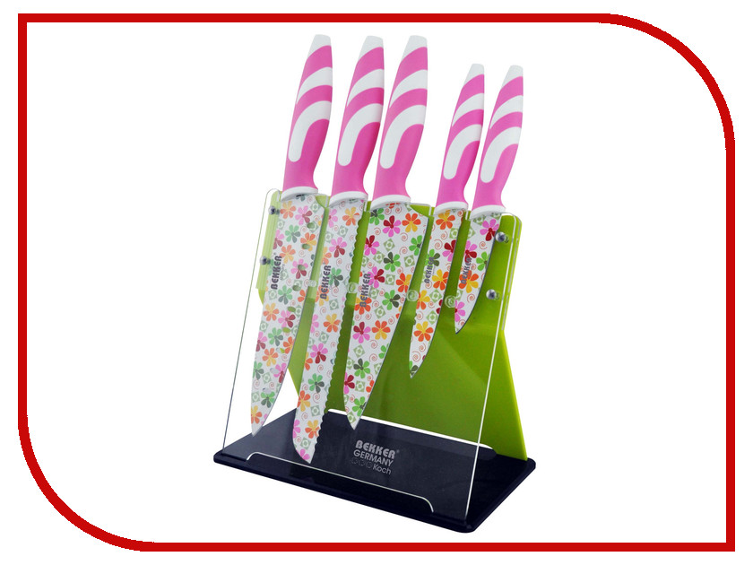 Набор ножей Bekker BK-8445
