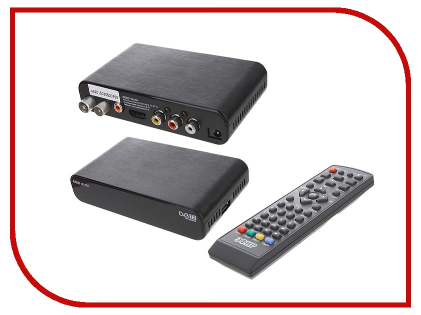 Сигнал electronics Эфир HD-550 пульт сигнал эфир hd 500