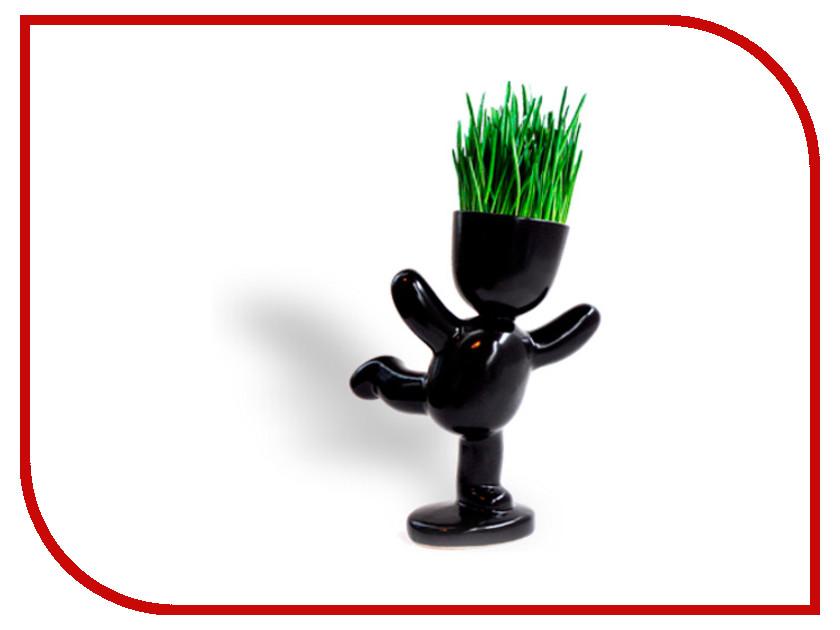Растение Экочеловеки Eco Танцор в черном 1001b Black
