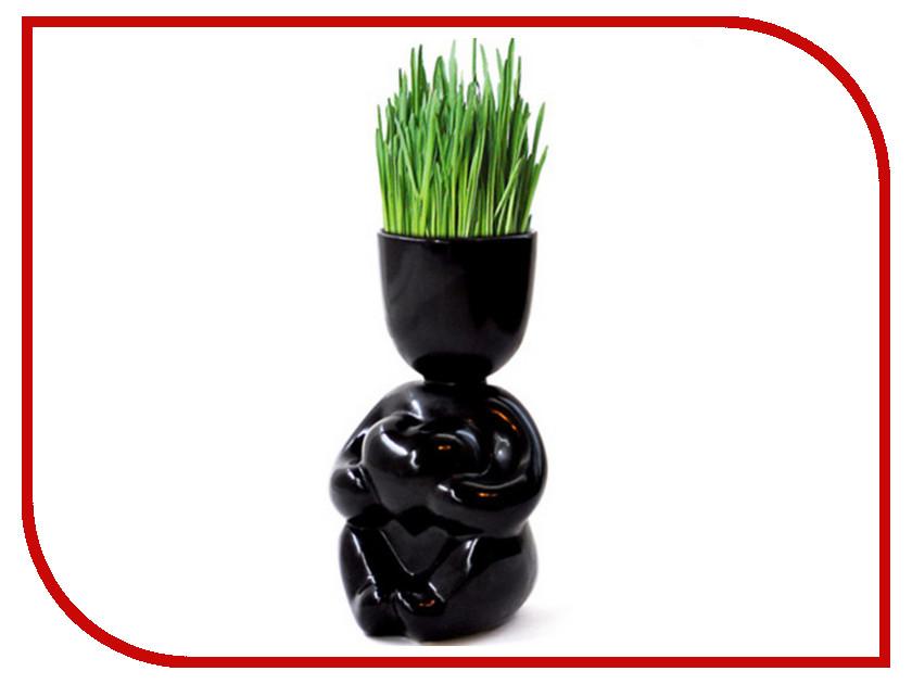 Растение Экочеловеки Eco Романтик в черном 1007b Black
