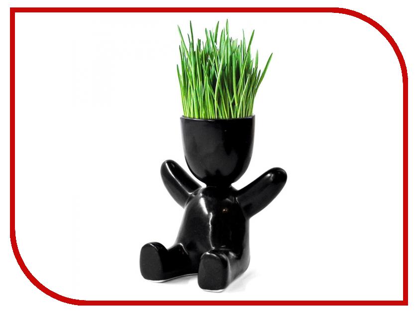 Растение Экочеловеки Eco Малыш в черном 1002b Black