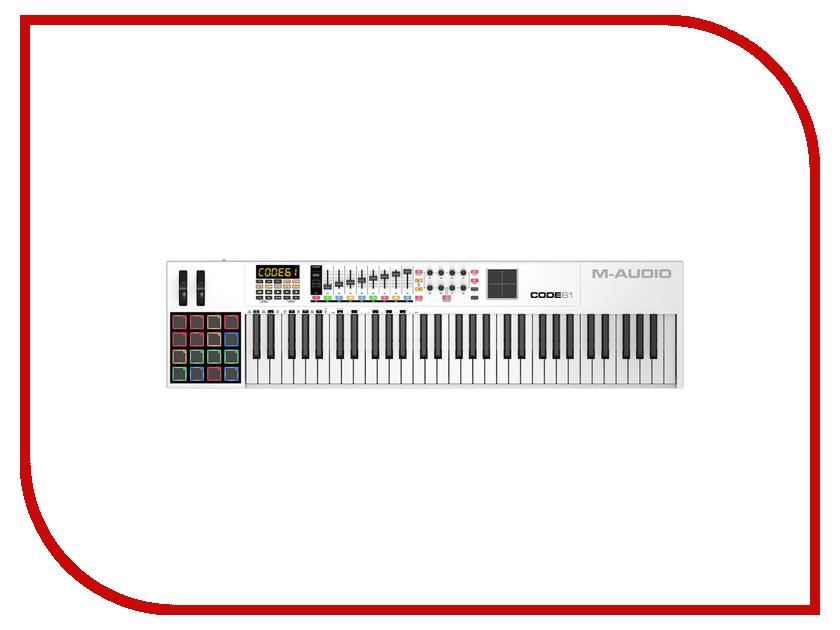 Midi-клавиатура M-Audio Code 61