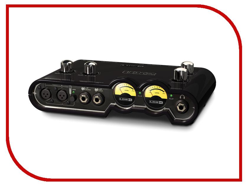 Аудиоинтерфейс Line 6 Pod Studio UX2