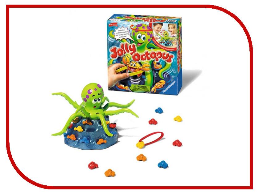 Настольная игра Ravensburger Джолли осьминог 21105 настольная игра ravensburger джолли осьминог